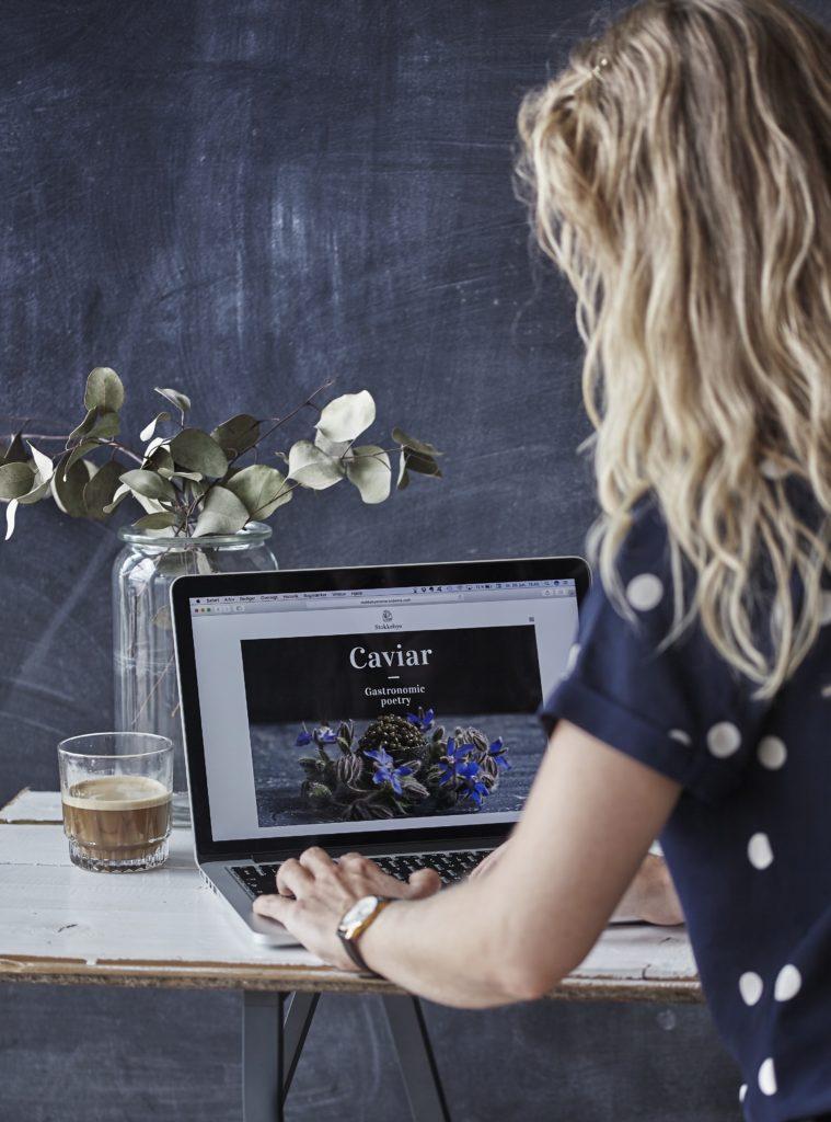 Digital strategi og fødevarekommunikation Anita Dalsgaard