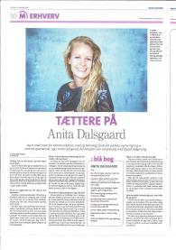 Midtjyllands Avis Tættere På Anita Dalsgaard